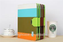 Colorful Leather Cover for ipad mini Case Cover,for ipad mini Leather Case