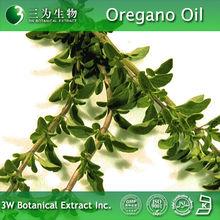 Herbal Antibiotics Natural Oregano Oil from 3W Botanical Extract
