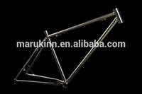 Chromoly bicycle frame for MTB frame
