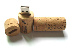 Fashion wine cork usb,bottle cork usb flash drive with custom logo