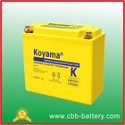 electric rechargeable motor battery KB51814-12V22AH