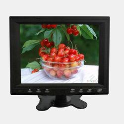 8 inch Touch Monitor, USB, VGA, AV, DVI, HDMI