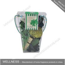 cheap scented green potpourri