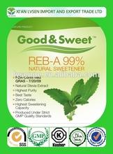 100% natural High quality stevia