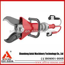 Hydraulic road rescue cutter GYJQ-63-28/220-A