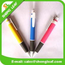 Smooth writing ballpoint pen refill blue