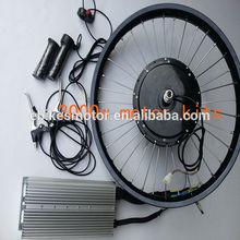 powerful electric bicycle 3kw motor kit