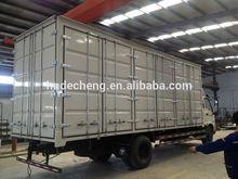 CKD Closed Box Body ,CKD Truck Body aluminium plate/aluminium Closed Box Body Truck