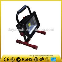 20W Floodlight Portable Cordless Magnetic Led Work Lightcordless rechargeable work light