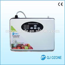 Ozone 500mg/h, anion 3 million pcs/cm3 toilet odor remover air deodorizer