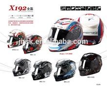 DOT/ECE certificateNew Design Motor Helmet factory With All Size
