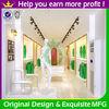 Excellent quality clothes shop interior design for clothes store fixtures