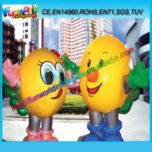2012 Popular indoor or outdoor walking cartoon character for sale