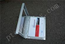45mm round corner aluminum picture frame A2