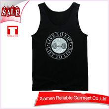 Mens y back tank tops for men summer China manufacturer