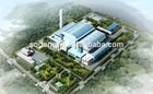 Garbage incinerator/Waste burnt power plant /Eco friendly