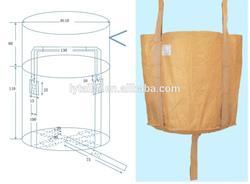 pp jumbo bag bulk bag 1000kg virgin material