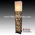 especial de madera de soporte de la lámpara para el hotel