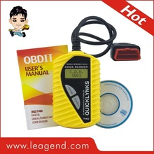 Best Price OBD2 automotive diagnostic tool / engine checker / scanner OBDII T40 -Easy use