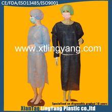 tie back Polypropylene Operating Coat