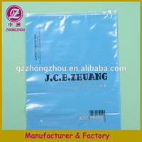 Plastic bags China manufacturer wholesale zip lock document bag, zip-lock bag for cloth