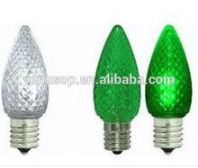 12V Led C7 & C9 Led Bulbs Decorative Light Colorful C7 E12 LED Christmas Bulbs
