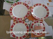 China Manufacturer Export Quality Ceramic Dinner Set,popular dinnerware set