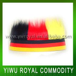 Germany Flag Sports Synthetic Headband Wigs