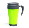 Factory hot sale double wall plastic thermal cup/Advertising cup