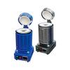 Newest Type 1200 Degrees 1kg 2kg 3kg Mini Gold Melting Furnace for Sale Electric Furnace Melting for Brass