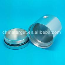 aluminum precision cnc turning sample part custom made metal machine parts