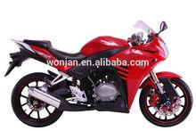 2014 brand new 250cc gasoline sports bike (WJ250R)