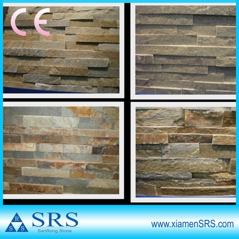 Exterior de la pared baldosas de piedra natural - Baldosas piedra natural ...