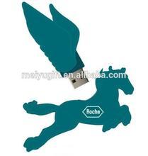 unicorn label usb flash drive, Pegasus usb 2g flash drive