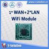802.11n Openwrt WiFi Router Module WLM113H