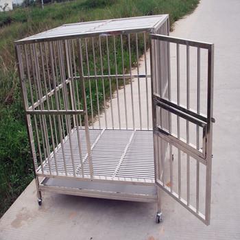 metal large steel pet dog cages