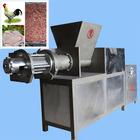 stainless steel duck meat and bone separator / meat debone processing machine