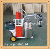milk machine/small cow milking machine/used goat milking machine for sale