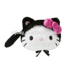 Cute Animal design Kid cat cosmetic bags/clutch bag (MJC-146088)