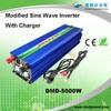 DMD off grid modified sine wave inverter 5000w 12v/24v 220v energy inverter