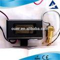 Dijital güneş şarap tankı sıcaklık ölçer c/f