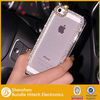Clear Hard Crystal Case for iPhone 5 with diamond design