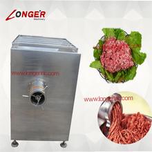 SUS304 stainless steel frozen beef/pork mincer machine