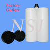 1500ml side by side resin cartridge for polyurethane