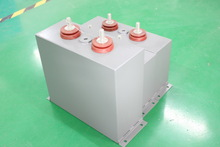 Dc enlace condensador 2000 uf 1000VDC alta tensión de frecuencia dispositivo de la unidad SVG equipo