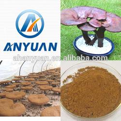 No Any Additives herbal medicine 100% Naturnal ganoderma lucidum extract