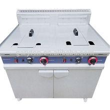 GRT - G92 Double tank commercial gas fryer for sale