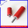 51mm Diameter Dustproof Painted Steel Conveyor Side Guide Roller for Boat Trailers