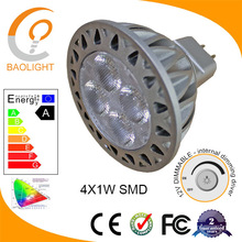 made in china innovative gu 5.3 led spotlight dimmable 12V built-in driver dimmable 5w