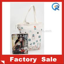 lovely Cheap 100% natural canvas bag/100% natural canvas bag/canvas wholesale tote bags